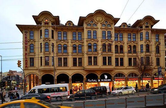 Tayyare Apartments (Harikzedegân Apartments)