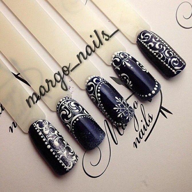 #новогоднийдизайн #дизайнногтей #новогодниеногти #ногтикновомугоду #ногти #shellak #nail #shellacnails