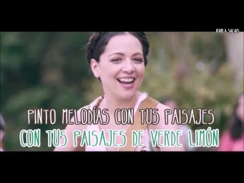 Natalia Lafourcade - Mi Tierra Veracruzana - Letra / Lyrics - YouTube