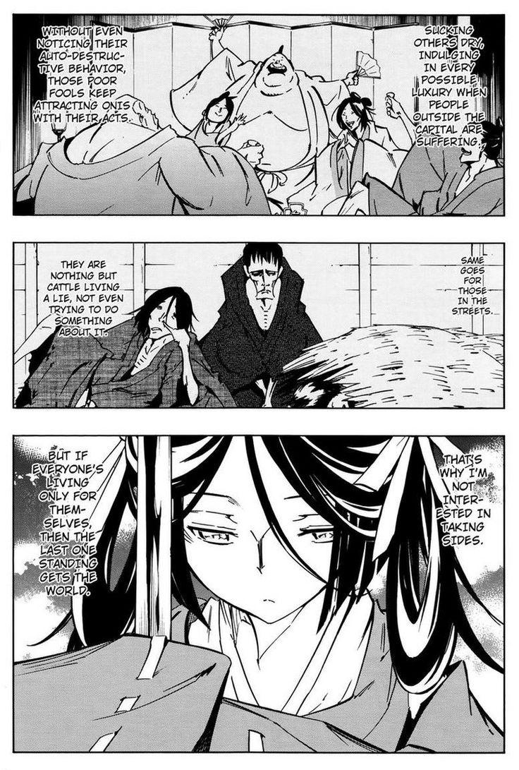 [Shaman King] Hao Asakura