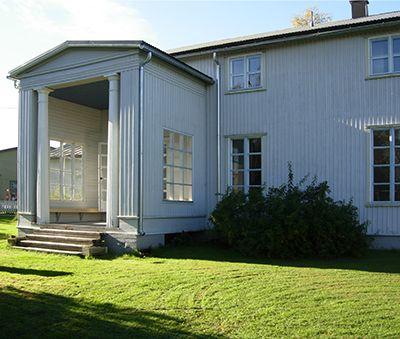Villa Väinölä. Alvar Aalto, 1926