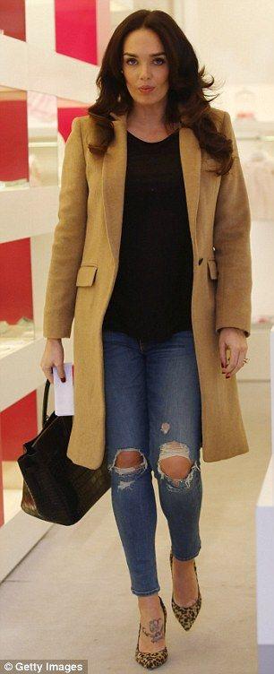tamara ecclestone + jeans