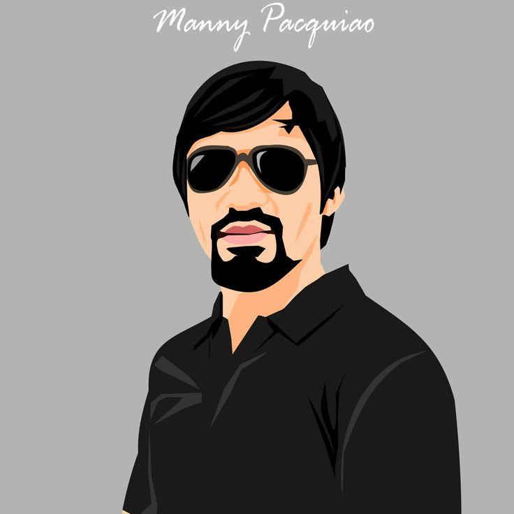 Manny pacquiao vector #picture #image #vektor #vector #illustration #ilustracion #art #digitalart#design #wallpaper #arts #bestvector #design #artist #follow #indonesia #siluet #mannypacguiao #man