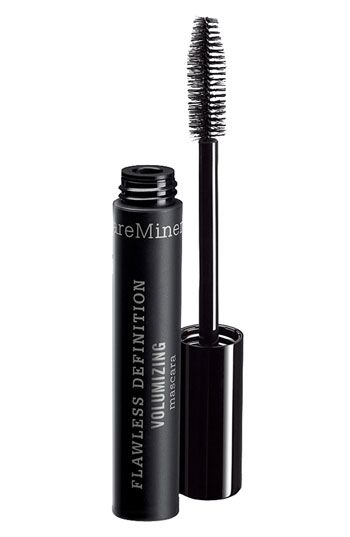 Bare Minerals 'Flawless Definition' Volumizing Mascara.   I have this and love it! Works really well for baby lashes like mine.