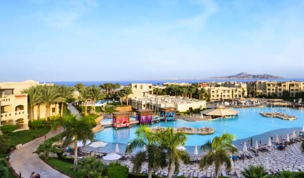 25 Best All-Inclusive Resorts On The Planet You Will Want To Visit: Rixos Sharm El Sheikh, Nabq Bay, Egypt - We will kick off the list with Rixos Sharm El Sheikh, an ultra all-inclusive resort located in the city of Sharm el-Sheikh on the southern tip of the Sinai Peninsula in Egypt. The resort features free WiFi in all areas, a sandy beach, 11 swimming pools, and many restaurants and bars.