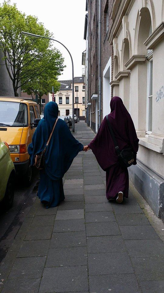 Sisters in the deen