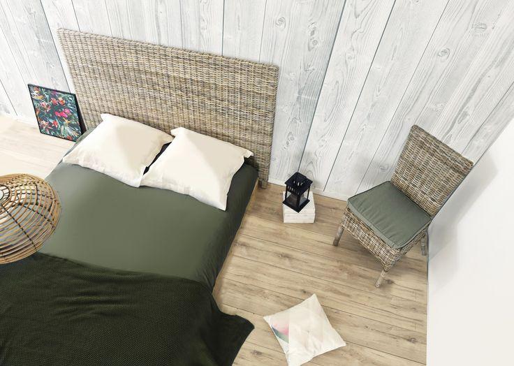 Chez Grenier Alpin on aime les matières naturelles. Une chambre en Kubu et Rotin procure une ambiance zen. Concoctez une chambre cocooning avec la collections en fibres naturelles de Grenier Alpin. Un vent de fraicheur pour votre déco au style Alpin !  #GrenierAlpin #Meubles #Kubu #Rotin #Cocooning #Chambre #Zen #Montagne #Déco