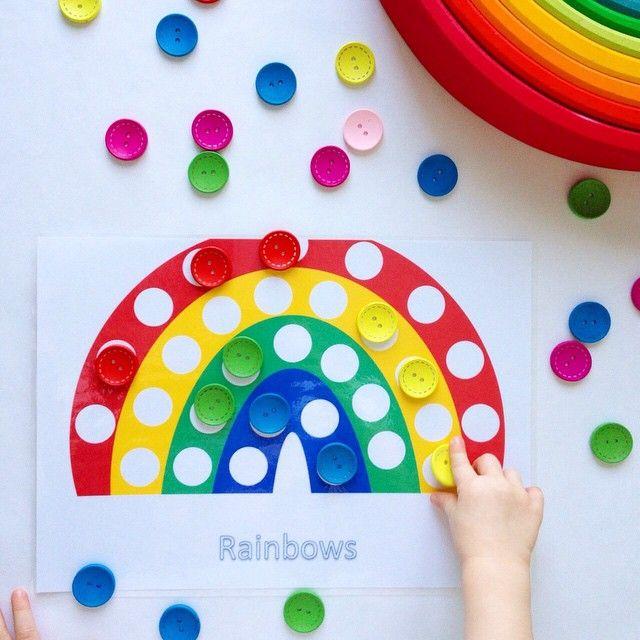 Видео, картинка с дырочками и цветными кружочками