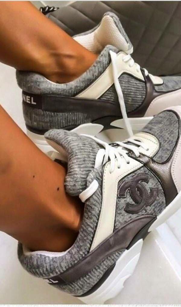 Channel #Sneakers #street #style