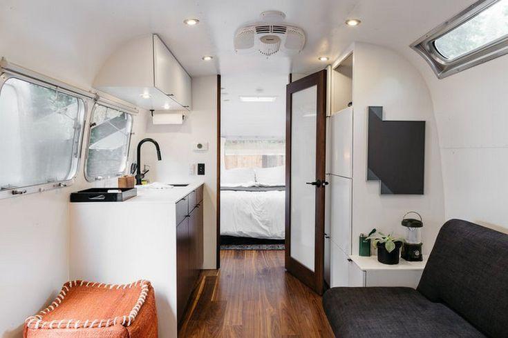 Best 25+ Airstream Interior Ideas On Pinterest