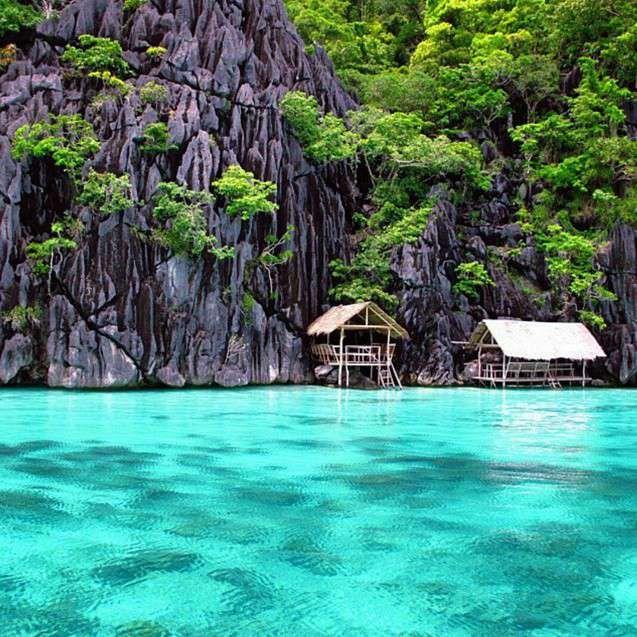 Isla de Coron, Palawan, Filipinas #isla #Filipinas #palawan http://www.pandabuzz.com/es/imagen-ensueno-del-dia/isla-coron-palawan-filipinas