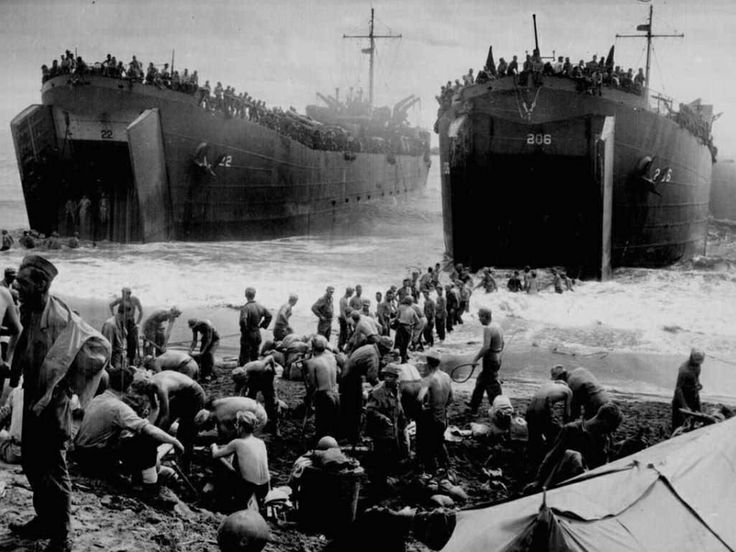WWII - Normandy Invasion