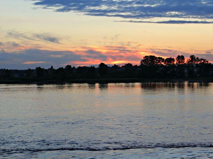 Valahol a Volga mentén - Somewhere along the Volga river