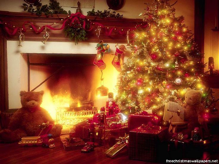 .Christmas Presents, Christmas Fireplaces, Christmas Scene, Christmas Eve, Christmas Mornings, Thomas Kinkade, Christmas Trees, Christmas Gift, Cozy Christmas