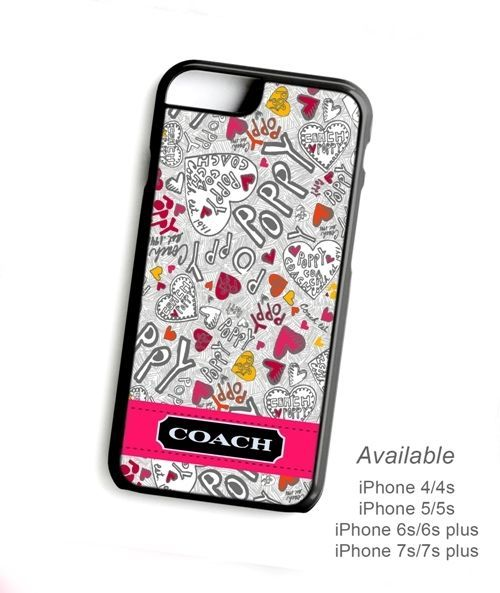 Best Design Coach Poppy Pattern Art Print On Hard Plastic Case Cover for iPhone #UnbrandedGeneric #iPhone5 #iPhone5s #iPhone5c #iPhoneSE #iPhone6 #iPhone6Plus #iPhone6s #iPhone6sPlus #iPhone7 #iPhone7Plus #BestQuality #Cheap #Rare #New #Best #Seller #BestSelling #Case #Cover #Accessories #CellPhone #PhoneCase #Protector #Hot #BestSeller #iPhoneCase #iPhoneCute #Latest #Woman #Girl #IpodCase #Casing #Boy #Men #Apple #AplleCase #PhoneCase #2017 #TrendingCase #Luxury #Fashion #Love…