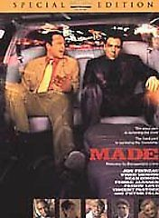 Made-DVD-2001-Special-Edition-Jon-Favreau-Vince-Vaughn-Sean-Combs-Peter-Falk