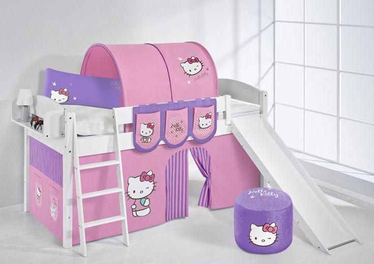 Letto Castello Hello Kitty