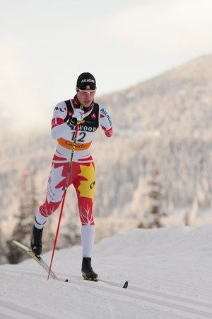 Mark Arendz, biathlon and para-Nordic skiiing