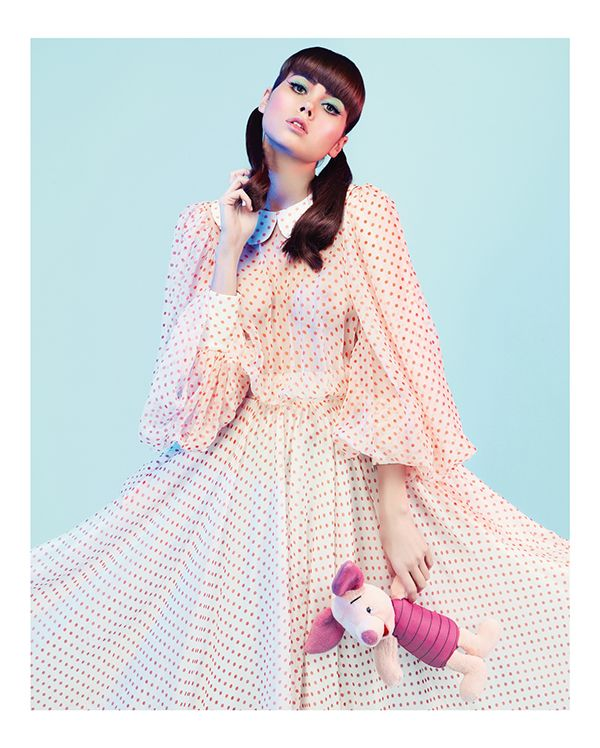 A love story with dress on Behance