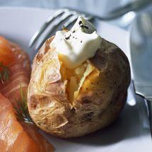 Recette Pommes de terre au four et leurs herbes de Provence (facile) : Francine, recette de Pommes de terre au four et leurs herbes de Provence pour 4