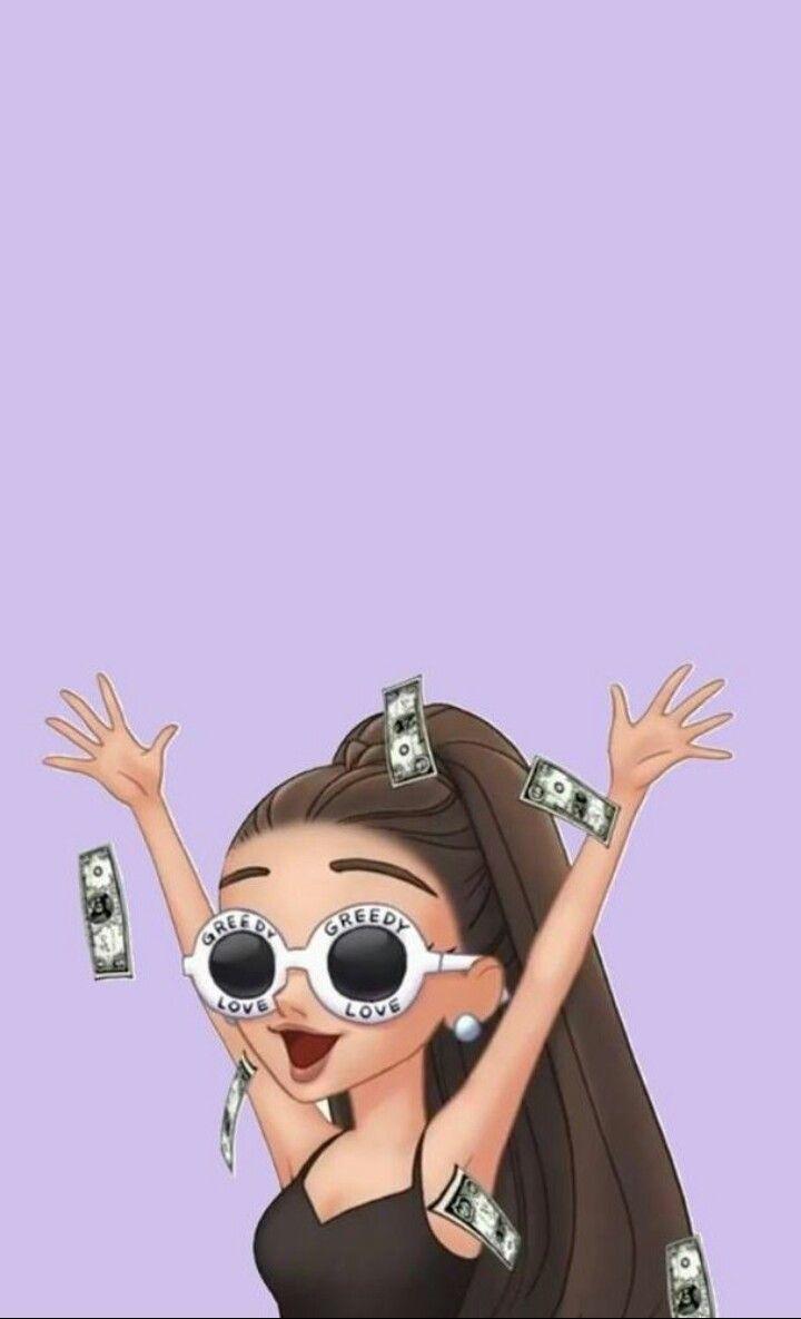 Papel de parede da Ariana Grande #ARIMOJI ❤