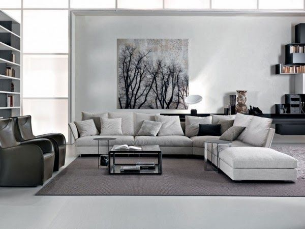 Adding Life To The Living Room Home And Interior Design Ideas