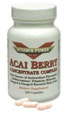 Acai Berry Supplements | Vitamins | Antioxidant