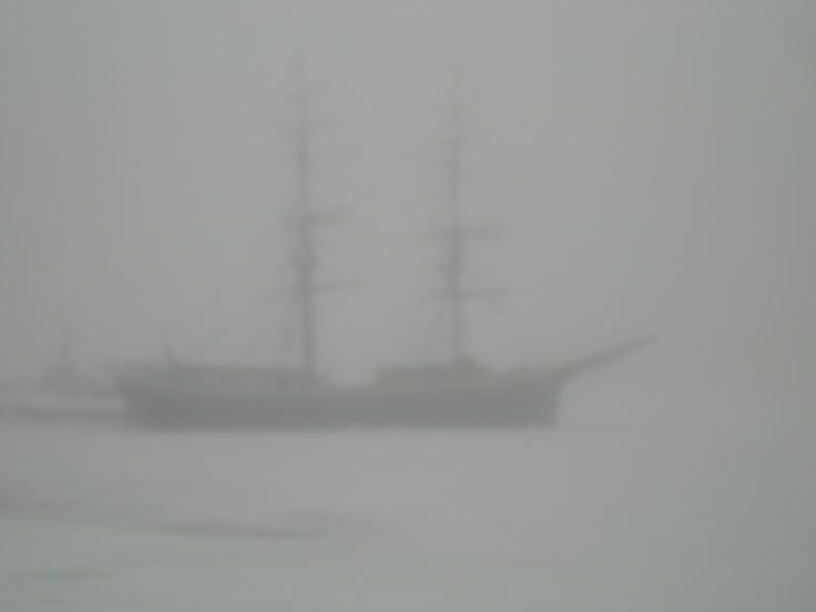 Helsinki and the Marie Celeste