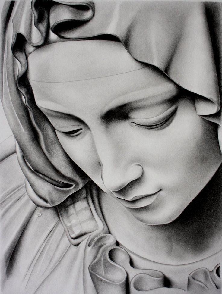 Pieta by laura-20 on deviantART