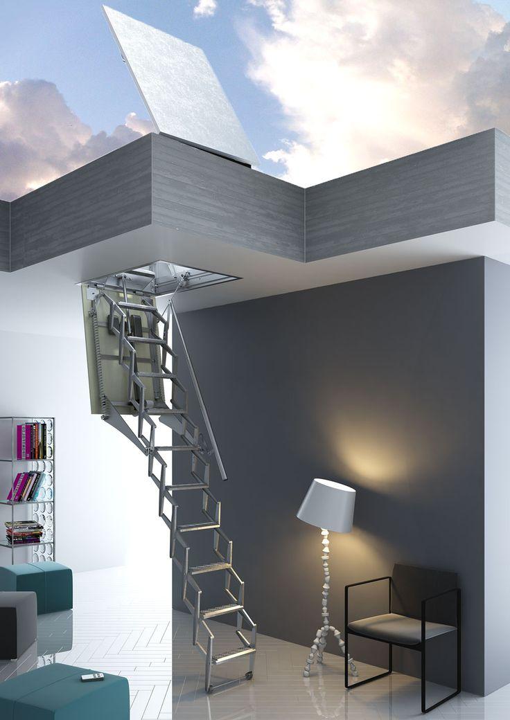 escaleras para terrazas