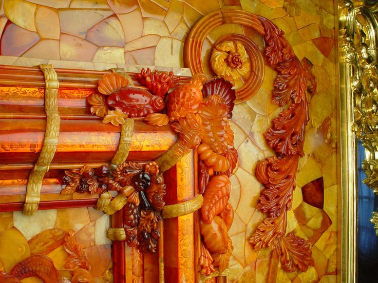 85 best The Amber Room images on Pinterest | Amber room, Imperial ...