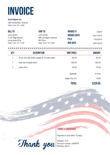 12 best images about Invoices on Pinterest - create and invoice