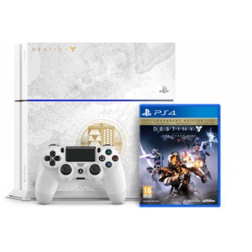 Playstation 4 Destiny: The Taken King 500gb Bundle  Cabo Hdmi