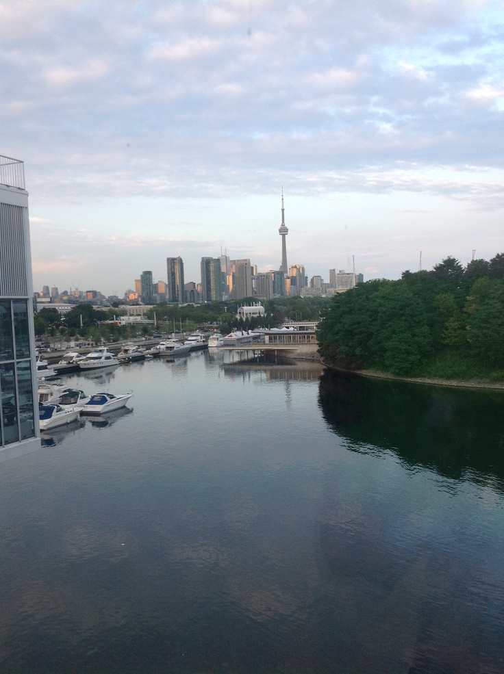 CN Tower from Ontario Place on Aug15,2012 from Summer Bash 2012 at Atlantis