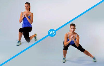 What's the best way to tone your inner thighs: curtsy lunge or lateral lunge?