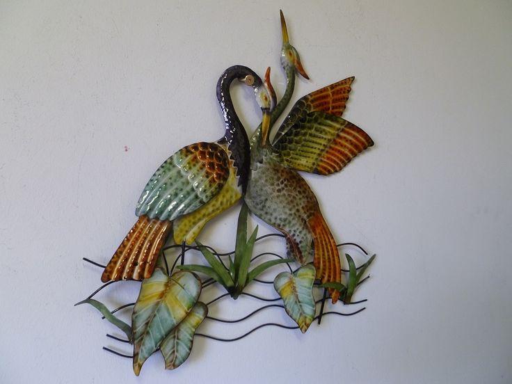 65 best wanddecoratie metaal images on pinterest, Deco ideeën