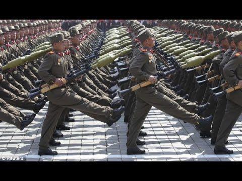 North Korea Military Parade 2016 Shots From Another Angle tomas ineditas