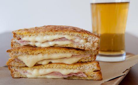 Epicure's Spiked Monte Cristo Sandwich