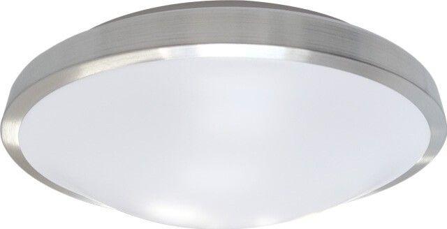 PLAFONIERA LED 20W ROTUNDA CU RAMA ARGINTIE aduce plus economii datorita consumului scazut (20W) si maxim confort in exploatare datorita LED-urilor integrate care au o durata de viata indelungata.