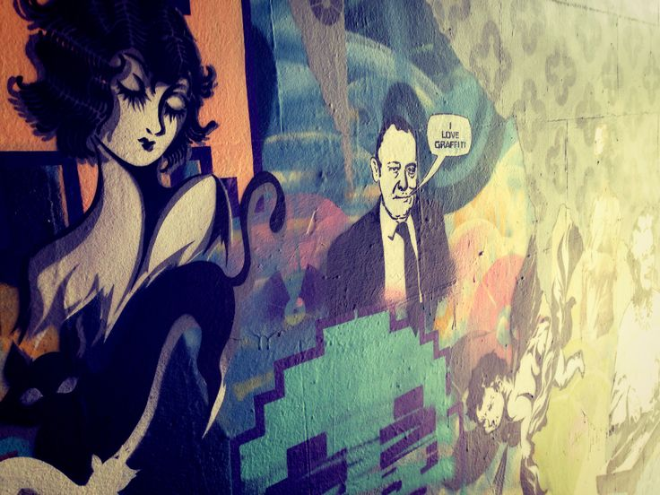 Auckland, New Zealand #streetart #ontheroad