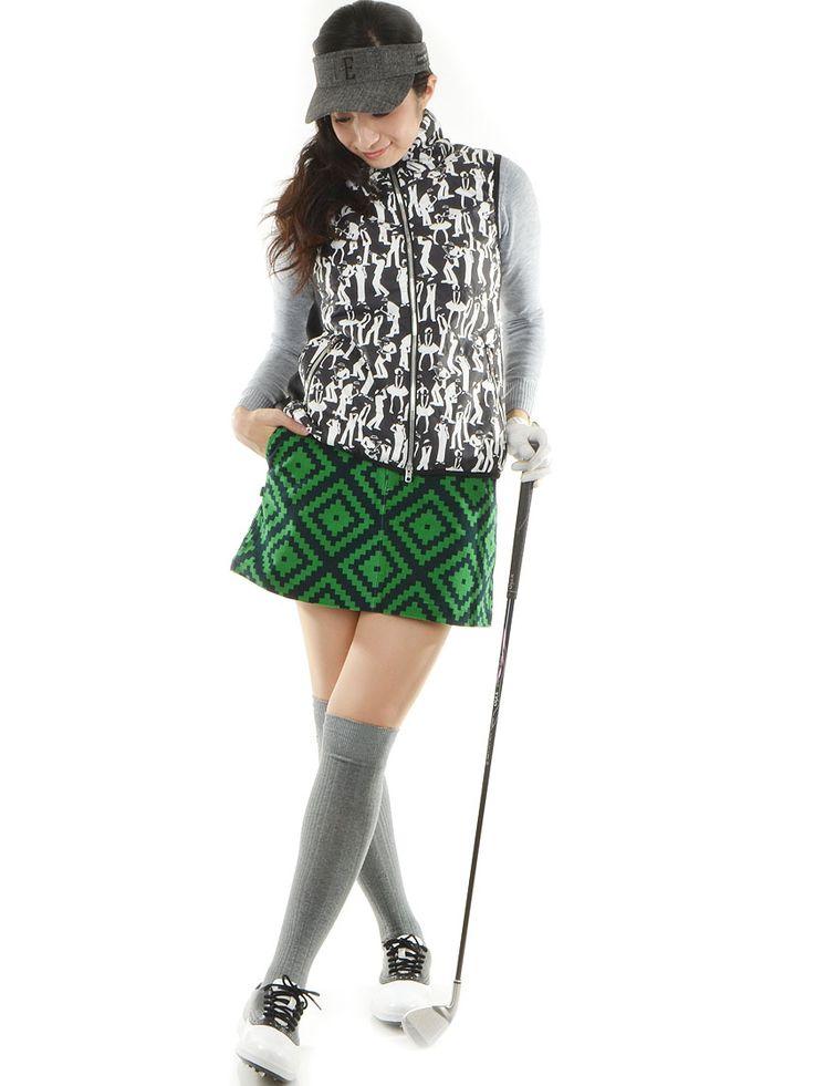 /レディースゴルフウェア通販【ビビゴルフ(vivd golf)】