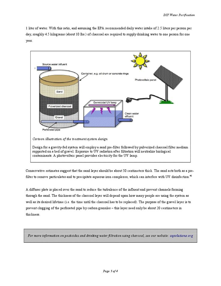 33 best images about Water Purification on Pinterest ...