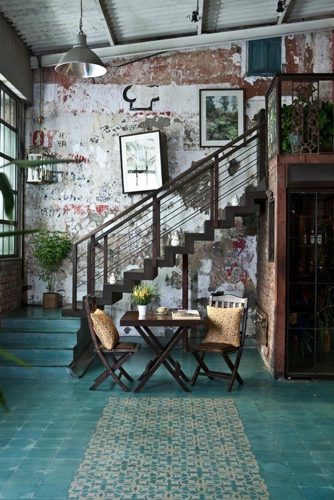 howne blog deco eshop inspiration deco raw brute industrielle boho minimaliste vintage tendance déco 12