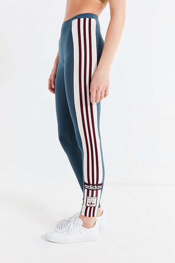 c4b28197c43bf4 Adidas originals adibreak three stripe legging #style #adidas  #adidasoriginals #adidasleggings #fitspo #fitness #fitspiration #athleisure  #athletic #sports ...