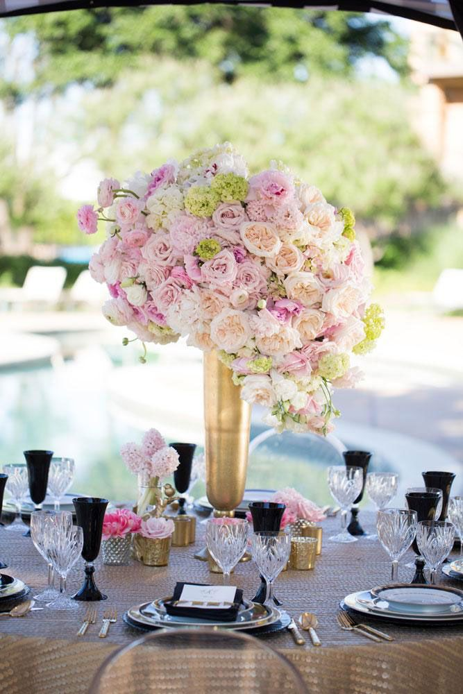 Tall Wedding Centerpieces Brides Of North Texas