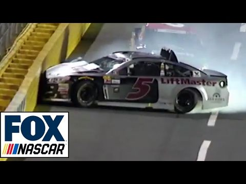 "Radioactive: Charlotte - ""AAAHHHH! Damn it!"" | NASCAR RACE HUB"