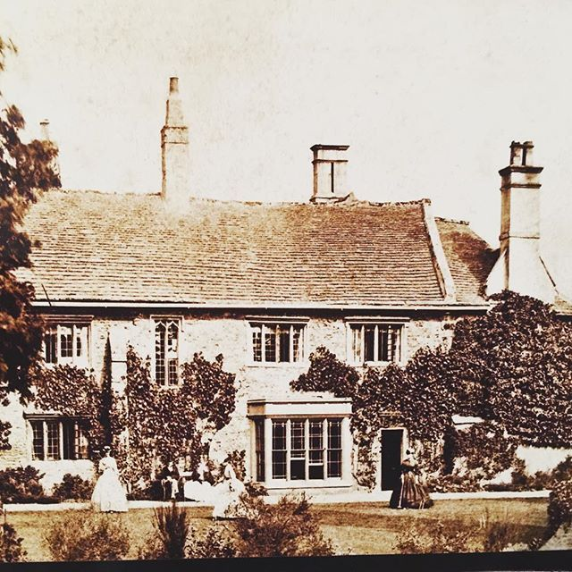 Whittlesey Manor. #whittleseymuseum #archivephoto #whittlesea