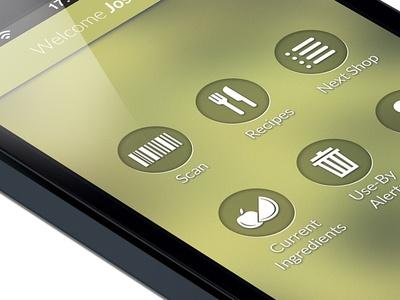 App re design