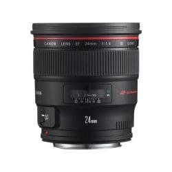 Canon EF 24 mm f/1,4 L II USM Objectif grand angle pour appareil reflex Motorisation silencieuse USM Canon http://www.amazon.fr/dp/B001E97GJ4/ref=cm_sw_r_pi_dp_rUCKtb0T44WW08J4