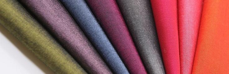 Tissus Oaksott - Coton - Couleur chaine trame différente